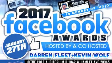 2017 Facebook awards show