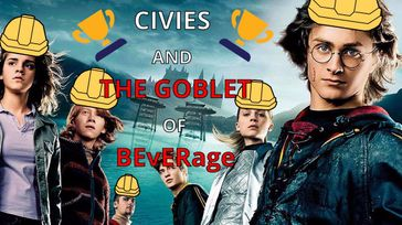 Civies and the Goblet of Beverage