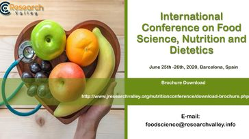 IFood Science, Nutrition and Dietetics