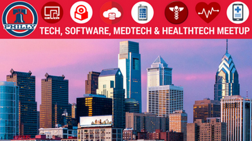 Philly Tech, Software, MedTech & HealthTech Meetup
