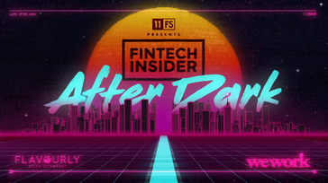 Fintech Insider After Dark Xmas Special (Live Podcast + Drinks and Food)