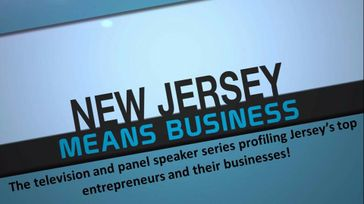 New Jersey Means Business Panel and TV Series