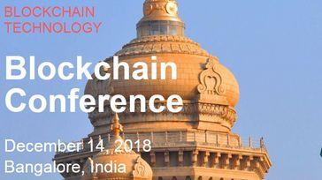 Blockchain Conference Bengaluru