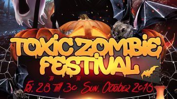 Outdoor Events S.D. presents: Toxic Zombie Festival