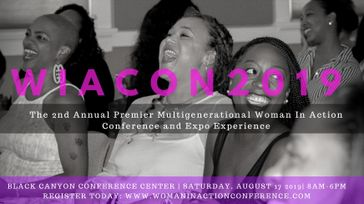 Woman In Action Conference (WIACON2019)