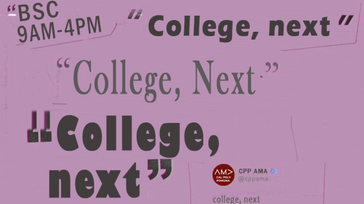 Spring Conference: College, next