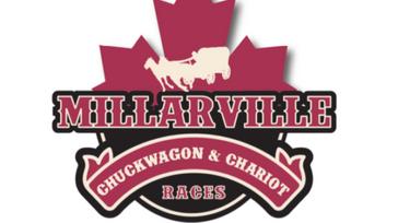 Millarville Chuckwagon & Chariot Races