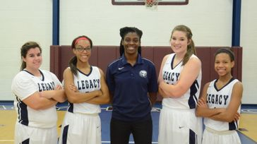 Legacy Eagles Girls Basketball Program