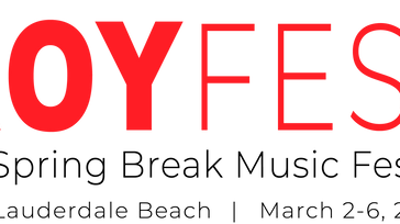 ROYFEST - The Spring Break Music Festival