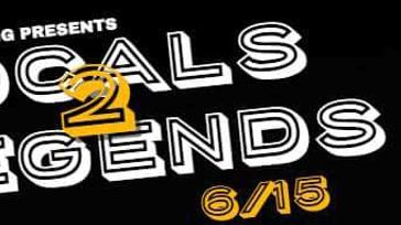 Locals 2 Legends Music Event