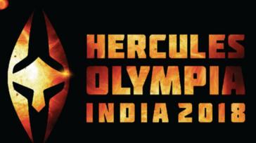 Hercules Olympia 2018