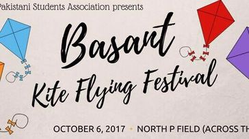 Kite Flying(Basant)