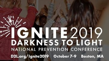 Ignite 2019 National Prevention Conference -- Special Guest Aly Raisman
