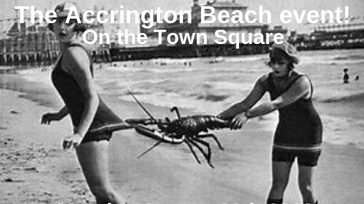 The Accrington Beach event