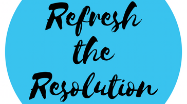 Refresh the Resolution