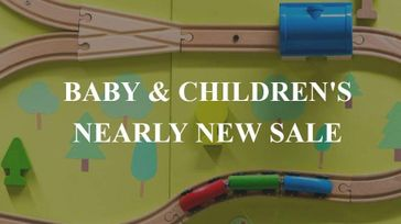 Baby and Children's Nearly New Sale