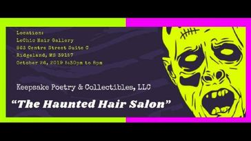 The Haunted Hair Salon