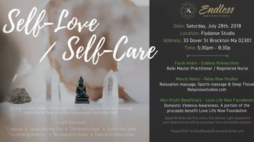 Self Love / Self Care Wellness Pop Up