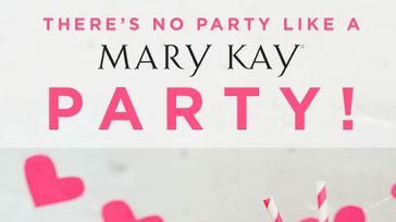 Mary Kay Facial/Makeover Party