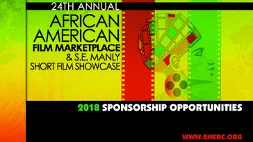 24th African Am Marketplace & Short Film Showcase