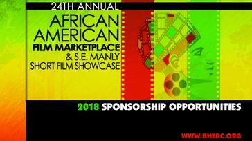24th African Am Marketplace & Short Film Showcase