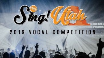 Sing! Utah vocal competition 2019