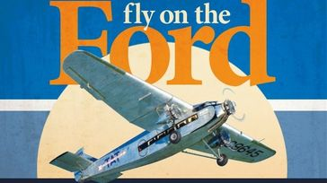 FORD Tri-Motor Airliner Tour & Flight Experience