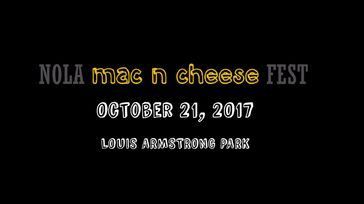 NOLA Mac N Cheese FEST