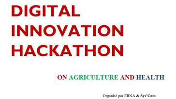DIGITAL INNOVATION HACKATHON ON AGRIC AND HEALTH