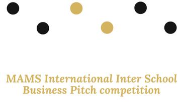 International Inter-School Business Pitch Event
