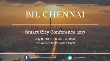 BIL Chennai - Smart City Conference