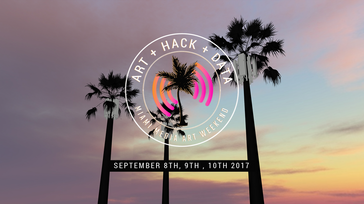 Art+Hack+Data 2017