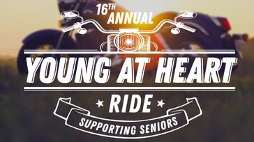IOOF Seniors Homes Young at Heart Motorcycle Ride