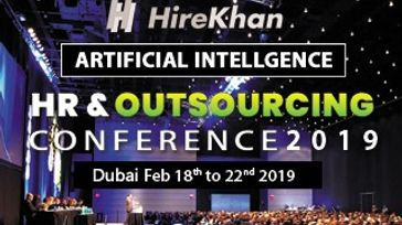 HireKhan - AI HR & Outsourcing Conference'2019