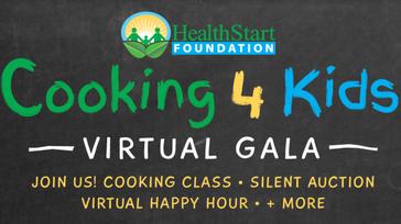 Cooking 4 Kids Virtual Gala