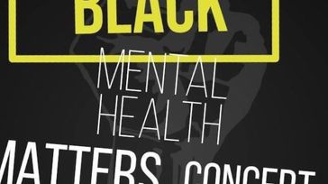 Black Mental Health Matters Concert