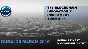 The Blockchain Innovation & Investment SUmmit