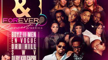 R&B Forever  Concert