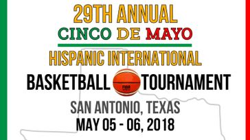 29th Annual Hispanic INTL Basketball Tournament