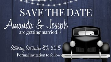Amanda & Joseph wedding
