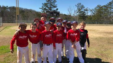 Rawlings Southeast 8U Baseball Raffle