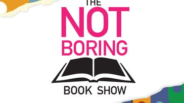 The NOT Boring Book Show @ TC Book Festival