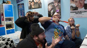 SXSW Gaming Festival 2018 - Scrub Budz Booth