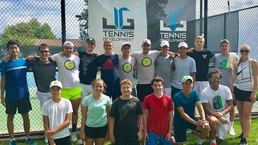Second Annual Men's Open Tennis Tournament