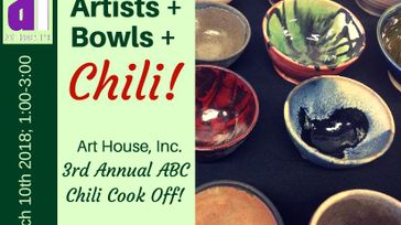 ABC Chili Cookoff (Artists, Bowls & Chili)