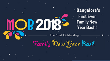 MOB 2018 Family New Year Bash
