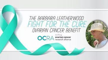 The Barbara Leatherwood fight for the Cure for Ovarian cancer