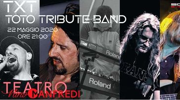 TXT TOTO TRIBUTE BAND LIVE IN CONCERT
