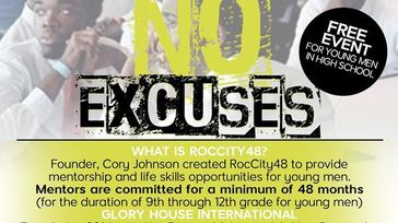 No Excuses Young Men's Symposium
