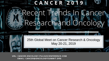25th Global Meet on Cancer Research & Oncology